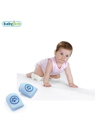 Baby Jem Babyjem Emekleme Dizliği  Mavi